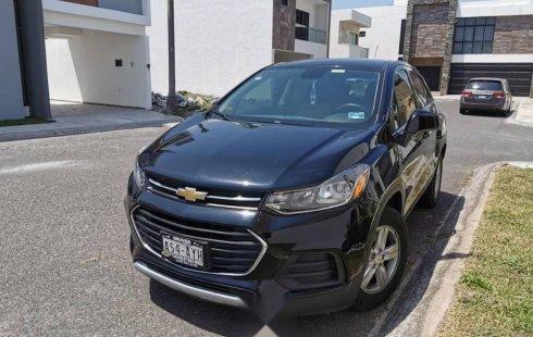 Chevrolet Trax 2018-Negra