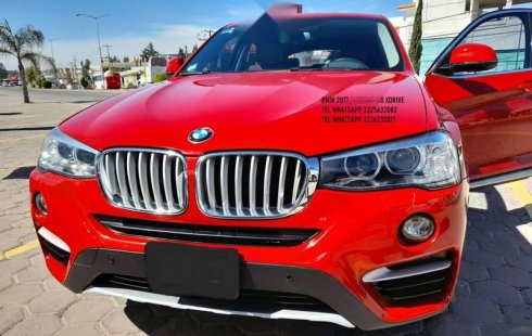 BMW X4 2.0 Xdrive28i X Line At 2017