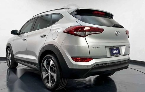 23169 - Hyundai Tucson 2016 Con Garantía At