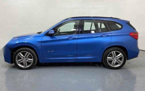 33531 - BMW X1 2018 Con Garantía At
