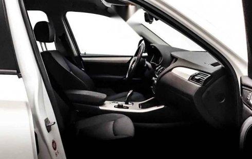 16673 - BMW X3 2017 Con Garantía At
