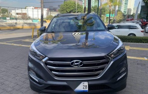 Hyunday Tucson Limited impecable CRÉDITO
