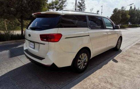 Kia Sedona 2020 5p LX 3.3L MPI, TA 6 Vel, A/C, VE,