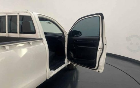 33244 - Toyota Hilux 2016 Con Garantía Mt