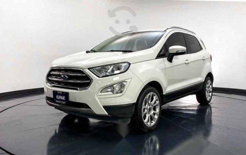 23862 - Ford Eco Sport 2018 Con Garantía At