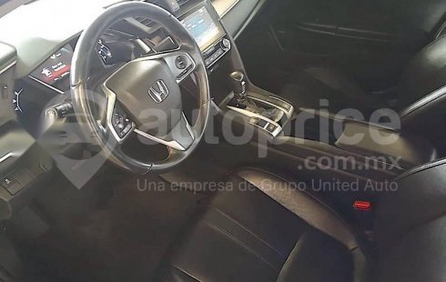 Honda Civic 2017 1.5 Turbo Plus Sedan Piel Cvt