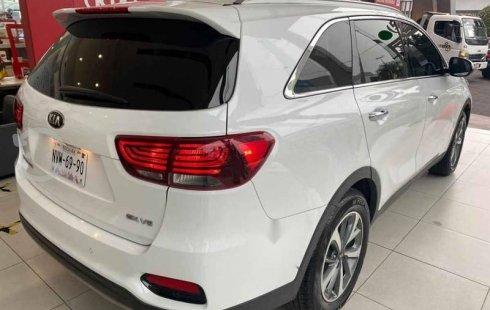 Kia Sorento 2019 5 pts. EX Pack, V6, TA 8Vel, A