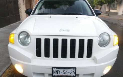 Jeep Compass 2009 Equipada Eléctrica Rines Aire/Ac Cd 4Cilindros