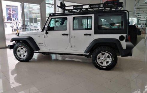 Jeep Wrangler 2016 3.6 V6 Unlimited Sport 4x4 At
