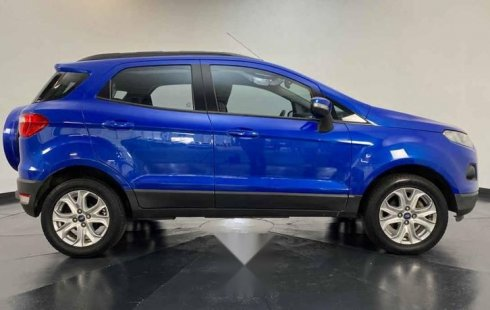 33250 - Ford Eco Sport 2014 Con Garantía At