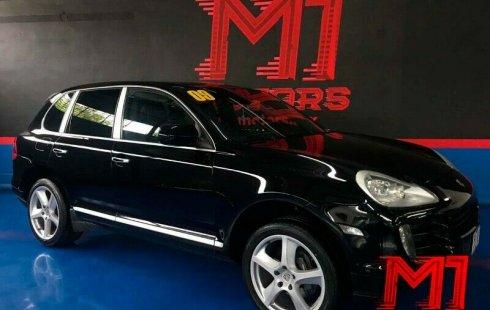 Porsche Cayanne V6 T/A 2009 Negra $ 325,000