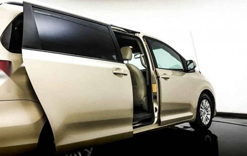 17070 - Toyota Sienna 2014 Con Garantía At