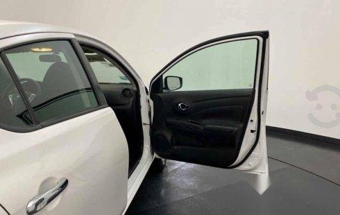 32517 - Nissan Versa 2019 Con Garantía At