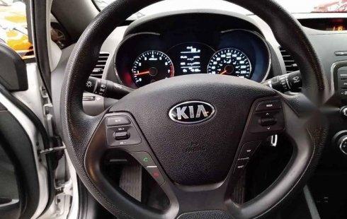 Kia FORTE SEDAN 2018 4p L, TM6, A/AC., BA, R-16