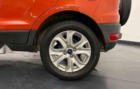 33821 - Ford Eco Sport 2016 Con Garantía At