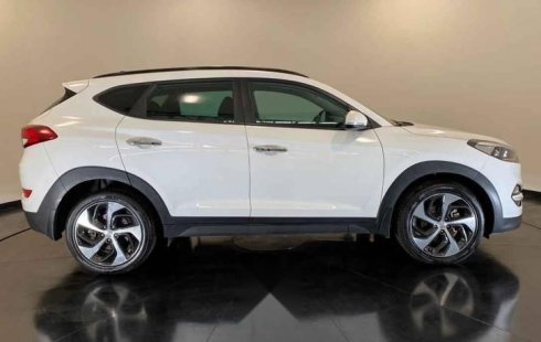 33690 - Hyundai Tucson 2016 Con Garantía At