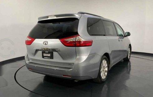 33955 - Toyota Sienna 2015 Con Garantía At
