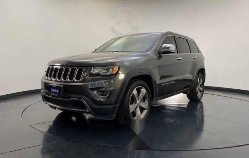 33628 - Jeep Grand Cherokee 2015 Con Garantía At