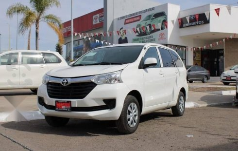 Toyota Avanza 2016 1.5 Premium Mt
