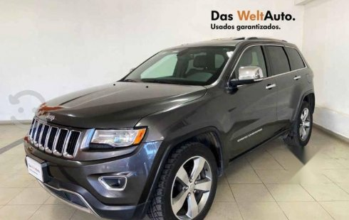 Jeep Grand Cherokee 2016 5p Limited 4x2 V6/3.6 Aut