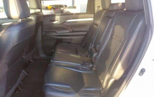 Toyota Highlander 2016 5p XLE V6/3.5 Aut