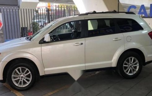 Dodge Journey 2018 2.4 SXT Lujo Piel 7 Pasajeros
