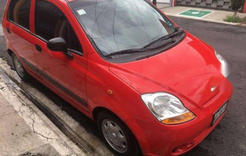 Chevrolet Matiz 2014 barato en Iztacalco