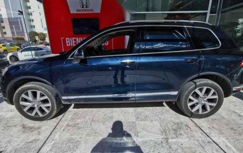 Volkswagen Touareg 2017 5p V6/3.0/TDI Aut