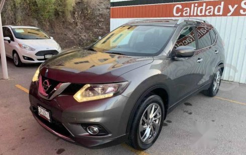 Nissan X Trail 2016 5p Advance 2 L4/2.5 Aut