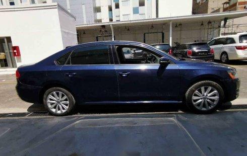 Volkswagen Passat 2013 4p Sedan Comfortline Tip