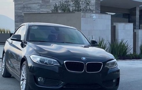 BMW Series 2 2015