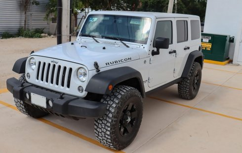 JEEP WRANGLER RUBICON UNLIMITED 2015 KM 26250