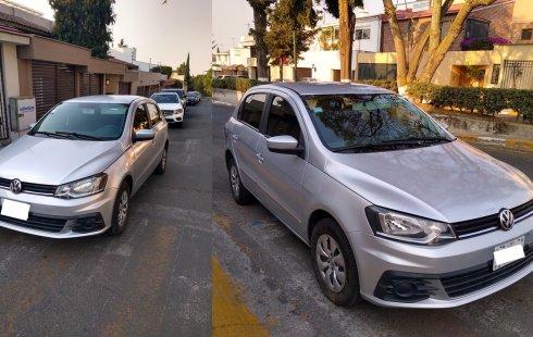 Venta auto Volkswagen Gol 2017 , Estado de México
