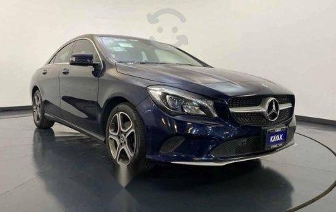 33657 - Mercedes Benz Clase CLA Coupe 2018 Con Gar