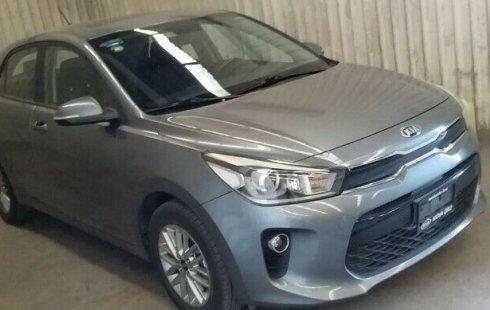 Kia Rio EX Hatchback Estándar 2018 Quemacoco 4 Cil., Pantalla Táctil, Cámara de Reversa, Crédito, BT