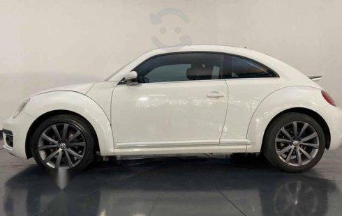 34041 - Volkswagen Beetle 2017 Con Garantía At
