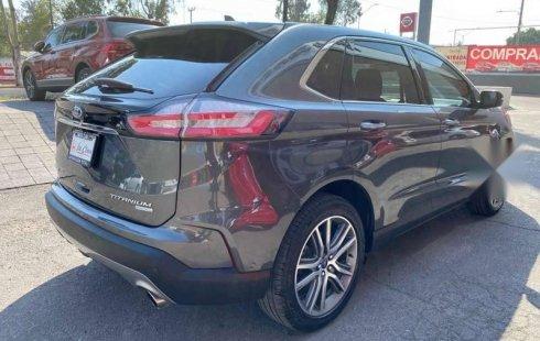 Ford Edge 2020 5p Titanium 2.0 GTDI