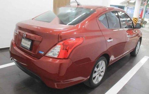 Nissan Versa 2016 4p Advance L4/1.6 Aut