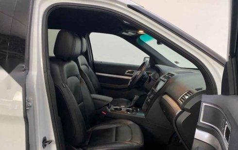 34589 - Ford Explorer 2016 Con Garantía At
