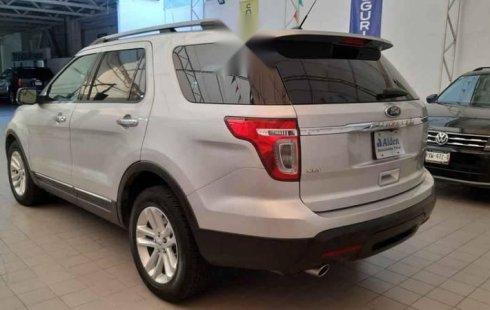 Ford Explorer 2013 5p XLT V6 4x2 3er asiento pi