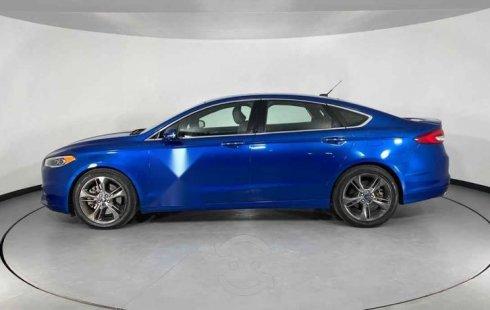 34516 - Ford Fusion 2017 Con Garantía At