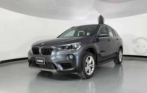 35195 - BMW X1 2018 Con Garantía At