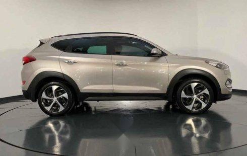 35198 - Hyundai Tucson 2017 Con Garantía At