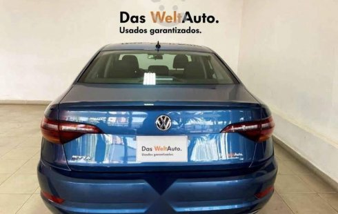 Volkswagen Jetta 2019 4p Trendline L4/1.4/T Aut