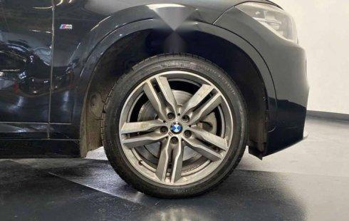 34508 - BMW X1 2017 Con Garantía At