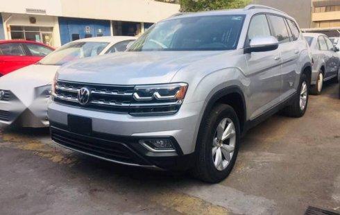 VW Teramont Comfort Plus/ Paq. Technology Tip 2019