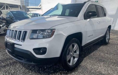 Jeep Compass 2014 5p Latitud 4x2 L4/2.4 Aut