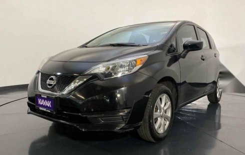 34803 - Nissan Note 2018 Con Garantía Mt