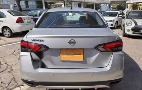 Nissan Versa 2020 4p Advance L4/1.6 Man