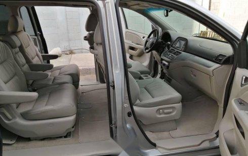 Impecable y seminueva Honda Odyssey 2010